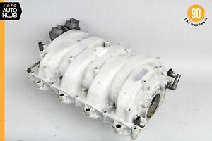 07-12 Mercedes W221 S550 CLS550 GL450 E550 Engine Motor Air Intake Manifold OEM
