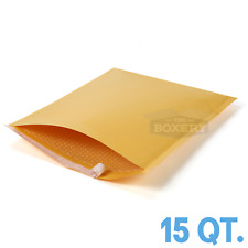 15 7 145 X 20 Kraft Bubble Padded Envelopes Mailers From The Boxery