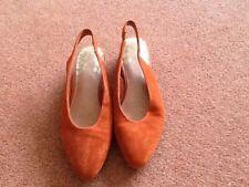 Next Flat Slingback Shoes Size 5