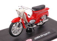 Jawa 50 Type 21 Red Scooter 1:18 Model ABREX