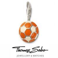 Genuine Thomas Sabo club 925 world cup football bracelet charm Dutch Netherlands