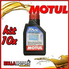 KIT 10X 500ML MOCOOL MOTUL ADDITIVO RADIATORE MOTUL 500 ML - 10x 102222