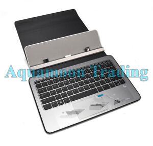 HP Elite x2 1011 G1 Tablet Travel Keyboard Docking connector Black HP Folio Case