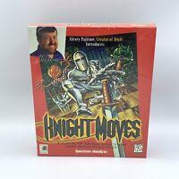 Spectrum Holobyte Alexey Pajitnov's Knight Moves CD-ROM Windows 95 New Big Box