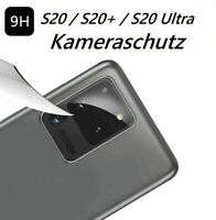 Samsung S20 Plus Ultra Kamera Schutz 9H Echtglas Folie Panzerfolie Linse Glas
