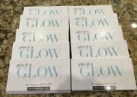 Rodan + and Fields Give it a Glow 10 Sample Packs REDEFINE Mask lip Night Serum