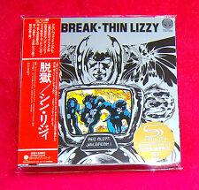 Thin Lizzy Jailbreak SHM MINI LP CD 2 X CD JAPAN UICY-75031-32