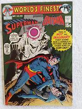 World's Finest Comics #202 (May 1971, DC) VF+