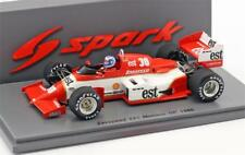 Zakspeed 841 Jonathan Palmer #30 Monaco GP 1985 in 1:43 Scale by Spark