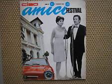 HOLA AMIGOS 3 1966 FESTIVAL SAN REMO RICHARD ANTHONY FRANCOISE HARDY STEVE