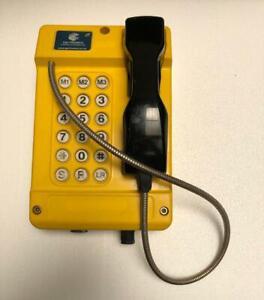 GAI-TRONICS 620-B221422122A COMMANDER 15BUTTON WEATHER RESISTANT TELEPHONE #4
