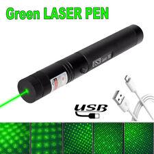 10miles Laserpointer Grün Präsentation 1mw 532NM 303 Laserlicht sichtbarer USB