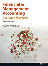 Financial and Management Accounting: An Introduction by Pauline Weetman...