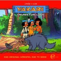 YAKARI - FOLGE (5) FREUNDE FÜRS LEBEN  CD NEU