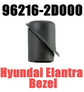 Antenna Mast Grommet / Bezel - Fits: 2000 -2006 Hyundai Elantra - 96216-2D000