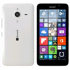 BRANDNEU NOKIA LUMIA 640 Weiß 4G LTE WINDOWS 8 SMARTPHONE Entsperrt 8Gb