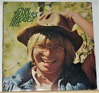 John Denver - Greatest Hits - 1975 Vinyl LP Record Album