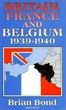 Britain, France, and Belgium, 1939-1940 (Waterlow Publications)-ExLibrary