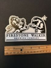 FIRESTONE WALKER BREWING Co Beer Skateboard STICKER Decal Craft Brewery