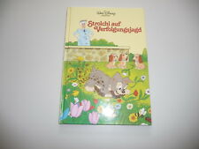 "Walt Disney präsentiert ""Strolchi auf Verfolgungsjagd"""