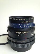Mamiya RZ67. 140mm Z F4.5 Macro Lens