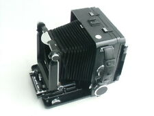 WISTA SP 4x5 inch metal large format camera (B/N. 21658S)