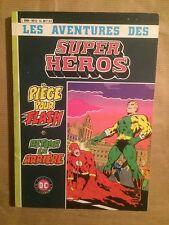 SUPER HEROS (Arédit DC en couleurs) - T10 et T11
