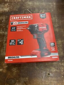 """Craftsman CMCF910B 20V Brushless 3/8 """" Impact Wrench (Tool Only)"""