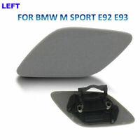 For Side M Sport Washer Cover 06~10 BMW Headlight 3Series E92 Left E93 Passenger