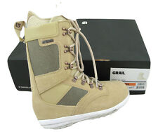 NEW $300 Burton Grail Snowboard Boots!  US 7.5 UK 6.5 Mondo 25.5 Euro 40.5  TAN