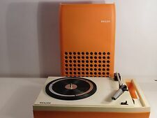 Philips 22GF113 orange Excellent condition and working order Tourne disque