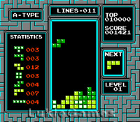 Tetris - The Original Classic NES Nintendo Game