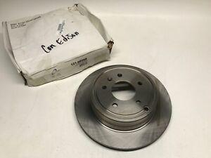 Disc Brake Rotor-C-TEK Standard Rear 121.66068 Torrent Vue  XL-7  Captiva Sport