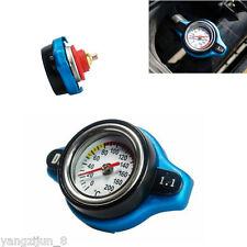 1.1 Bar Thermostatic Radiator Cap Pressure Rating with Temperature Meter Gauge