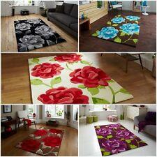 Acrylic Living Room Modern Rugs