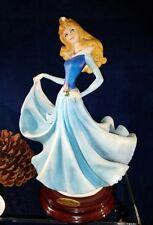 Giuseppe Armani Disney Sleeping Beauty Figurine Figure! Arribas New Aurora Blue