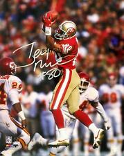 JERRY RICE REPRINT 8X10 AUTOGRAPHED SIGNED PHOTO PICTURE SAN FRANCISCO 49ERS RP
