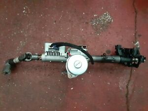 1 x Corsa C Fixed Electric Power Steering Column + Ecu Kit Car T25 EPS