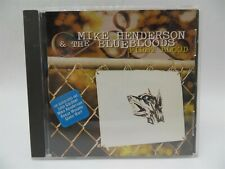 First Blood by Mike Henderson & The Bluebloods (CD, 1996)