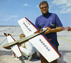 """Stunt Plans: Chizler by Dick """"Fast Richard"""" Mathis Uses a Nobler Wing (1966)"""