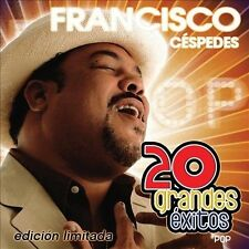 Francisco C Spedes : 20 Grandes Exitos Latin Pop/Rock 2 Discs Cd