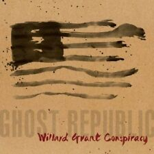 Willard Grant Conspiracy - Ghost Republic (2013, CD NUOVO)