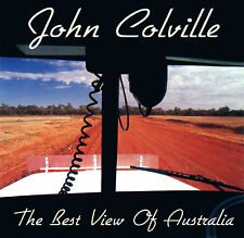 Best View of Australia CD of Bush Ballads by John Colville - Accordion & Vocals