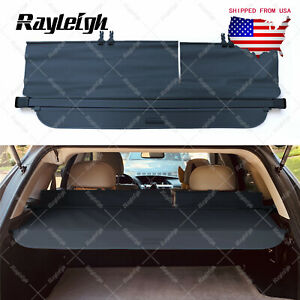 Cargo Cover Security Rear Trunk Black Shade For 2010-2015 Lexus RX Rx350 Rx450H