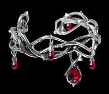 Passion - Alchemy Gothic Wrist Jewellery - Fantasy Bangle Vampire