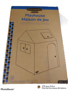 BANKERS BOX Play Playhouse, Blank, 1230301