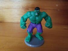 "Marvel The Incredible Hulk PVC Figurine 2.5"" Figure Greenbrier International"