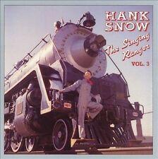 The Singing Ranger, Vol. 3 [Box] by Hank Snow (CD, Jun-1992, 12 Discs, Bear Family Records (Germany))