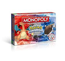 Pokemon Brettspiel Monopoly - deutsche Version