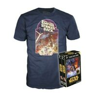 FUNKO VHS BOX STAR WARS THE EMPIRE STRIKES BACK EXCLUSIVE T-SHIRT Medium